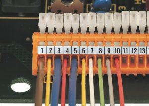 Серия 233: Сечение 2 мм2 и 2 мм2 только для положений через один