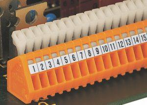 Серия 233: Маркировка путем непосредственной печати или самоклеящимися маркировочными полосками