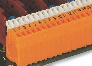 Серия 234: Маркировка путем непосредственной печати или самоклеящимися маркировочными полосками